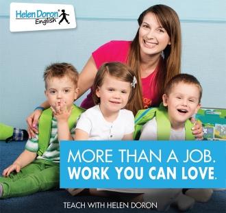 Sertifikalı bir Helen Doron İngilizce Öğretmeni Olun – Dünyanın En İyi EFL Öğretmenleri