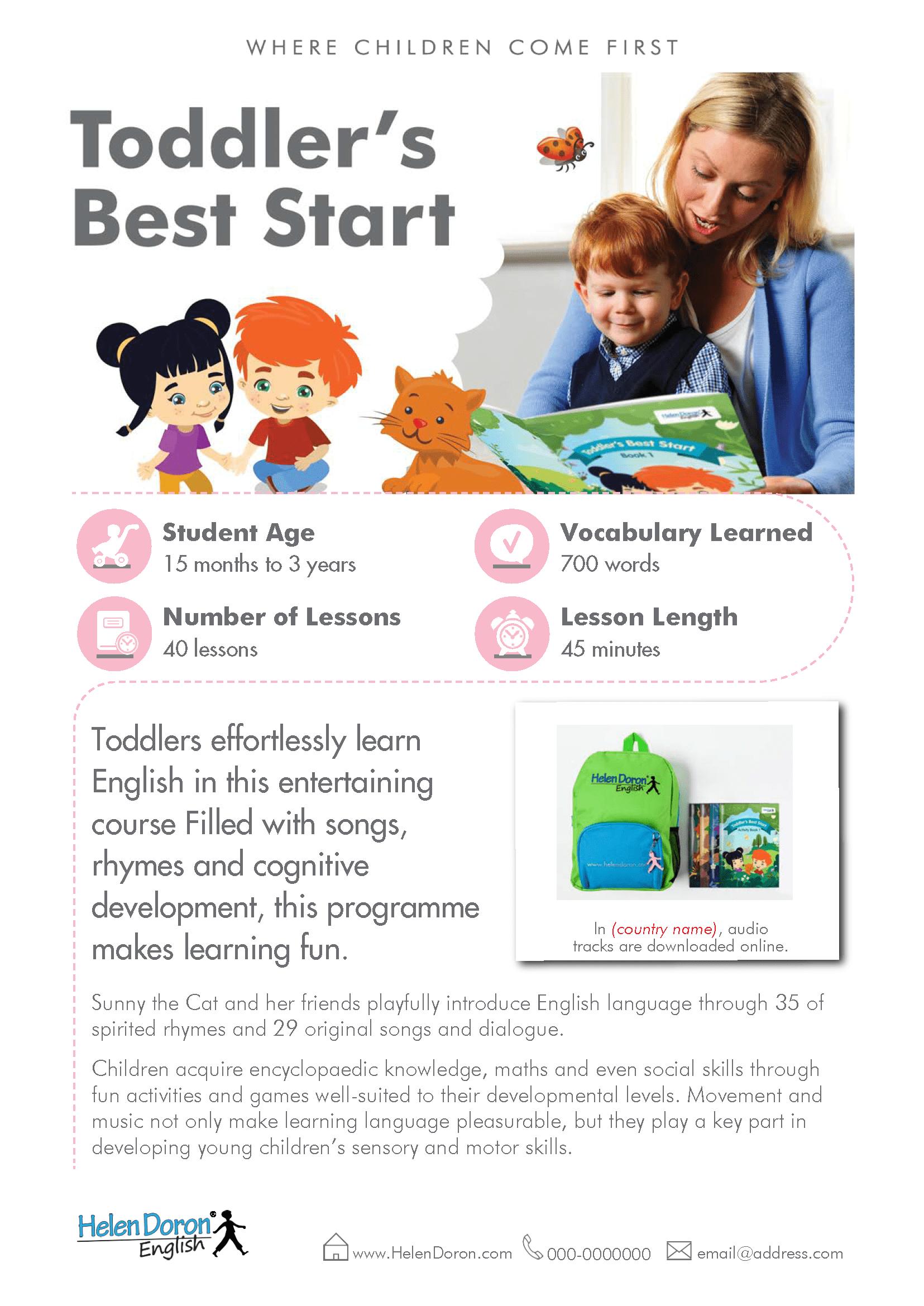 İndirin - Küçük çocuklar için en iyi başlangıç