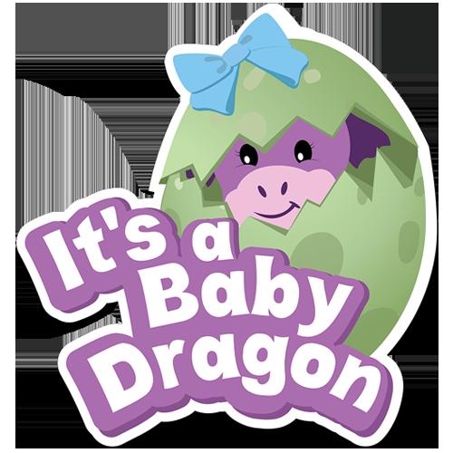 Bebek Ejderha (It's a baby dragon )