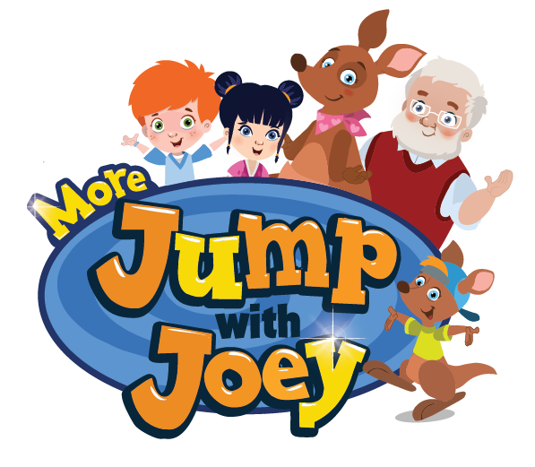 Joey ile zıpla (More Jump with Joey)
