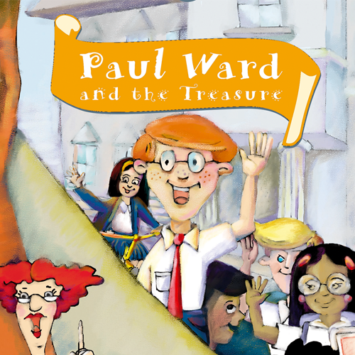 Paul Ward ve Hazine ( Paul Ward and The Treasure)