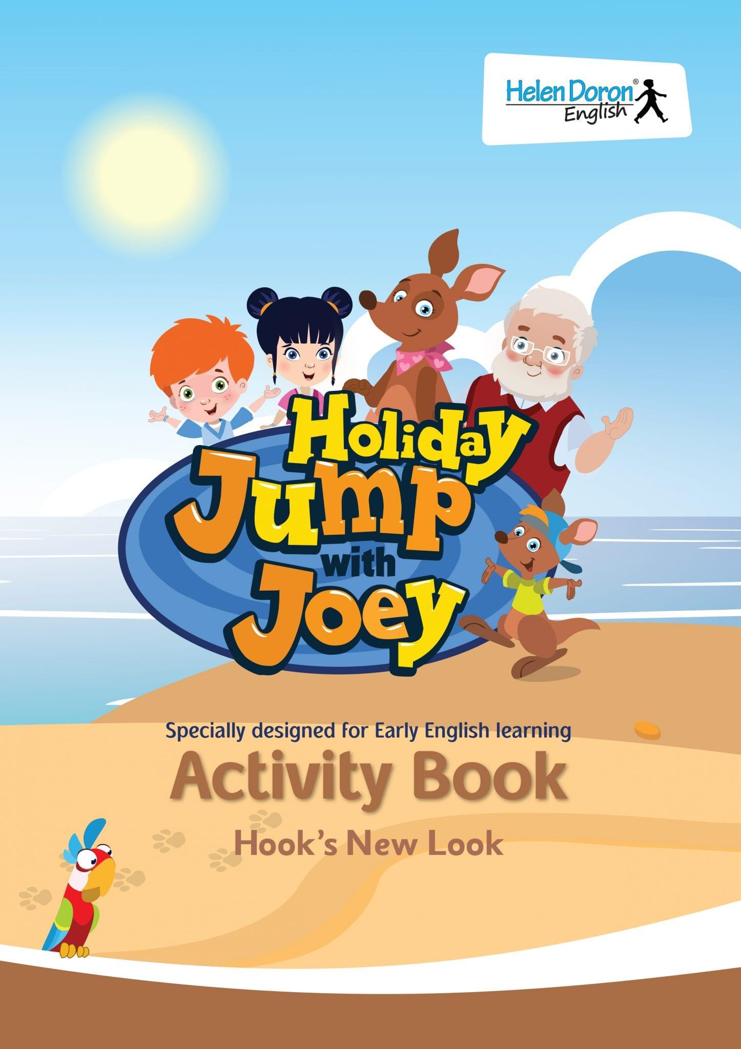 Tatilde Joey ile Zıpla ( Jump with Joey Holiday)