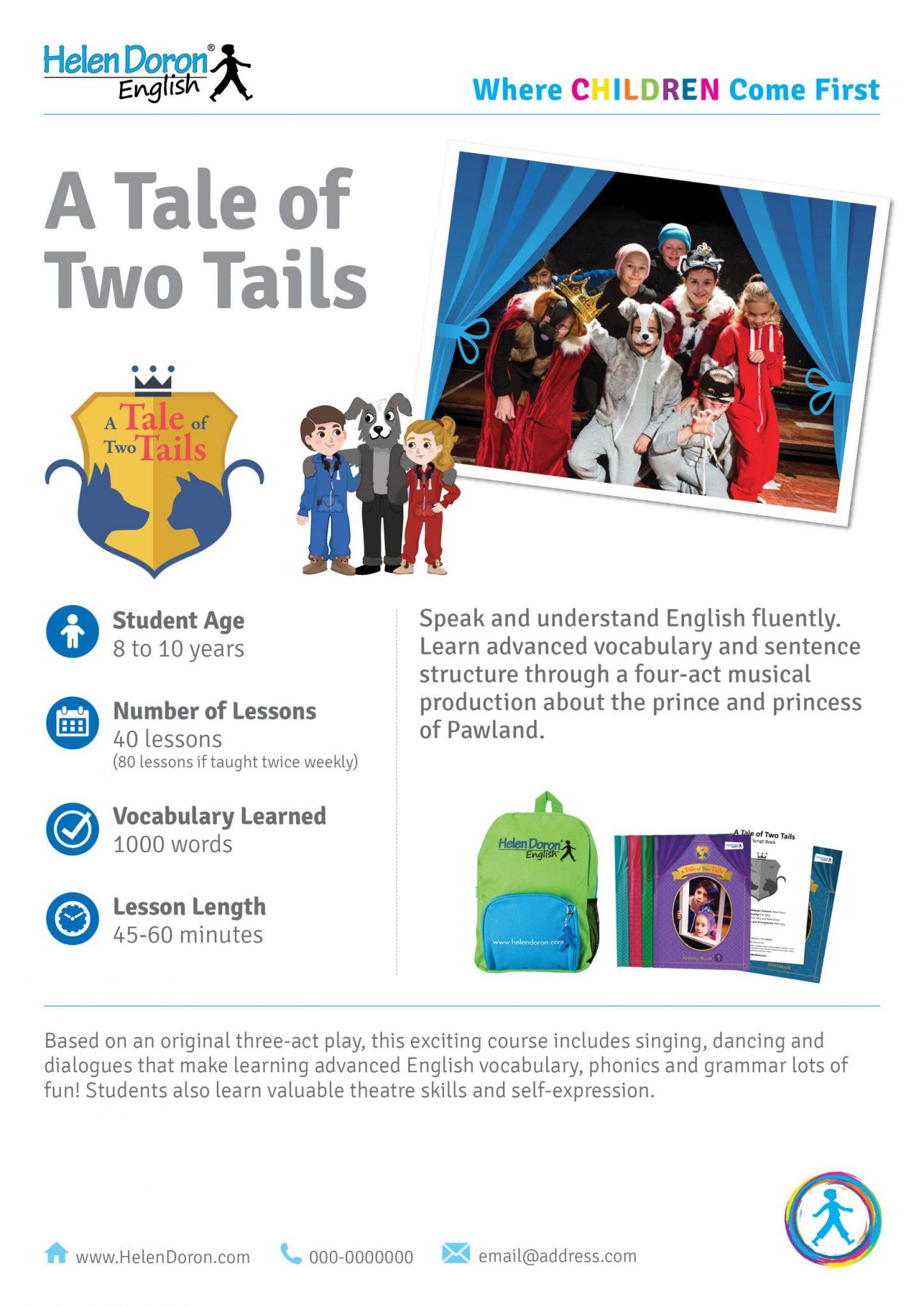 İndirin - İki Kuyruğun Hikayesi (A tale of two Tails )