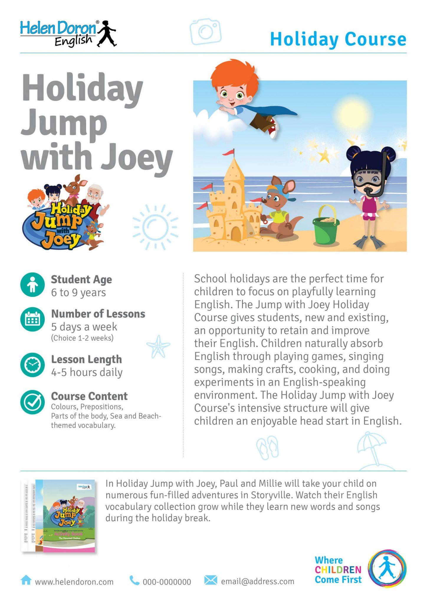 İndirin - Holiday Jump with Joey 