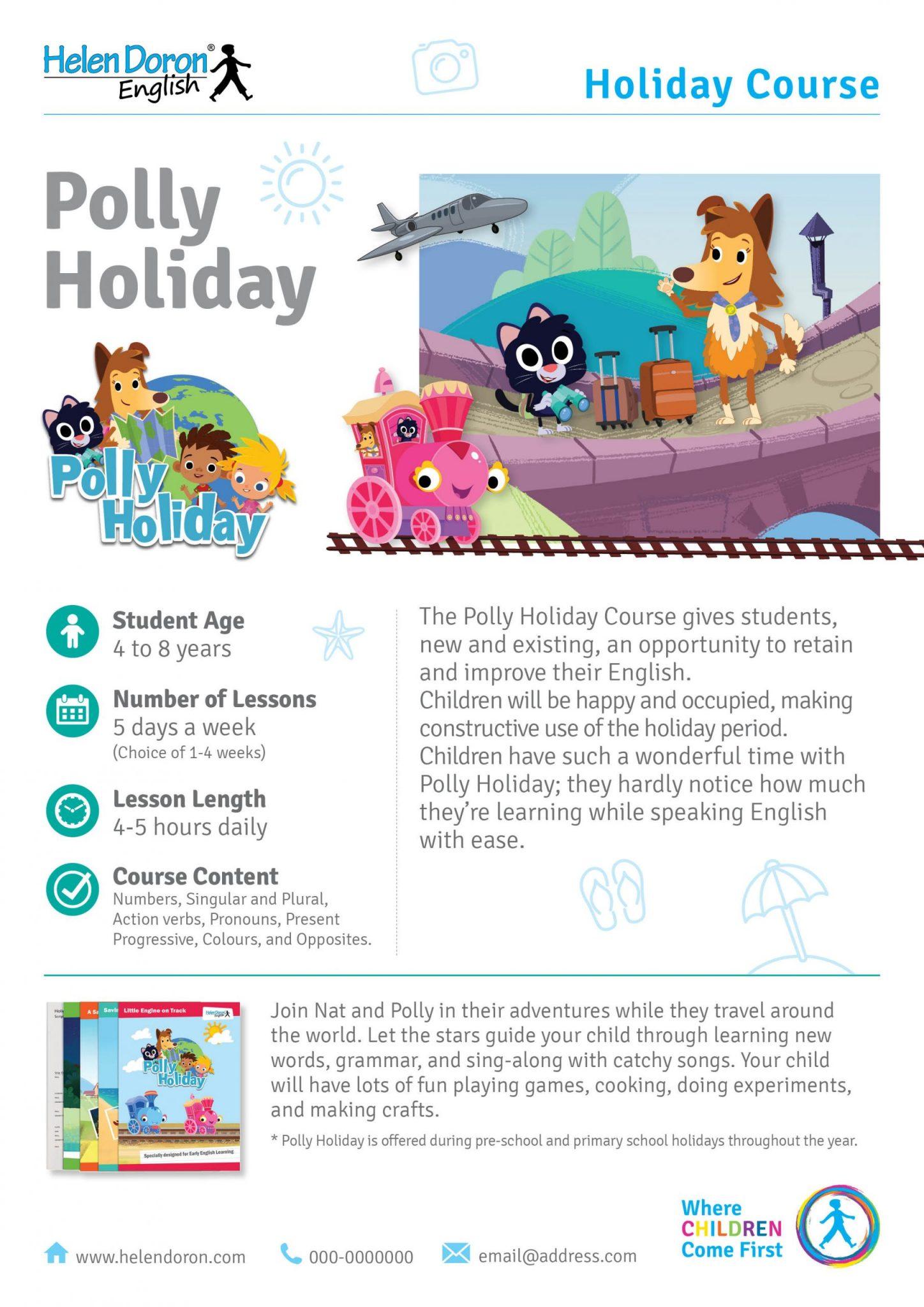 İndirin - Polly Holiday