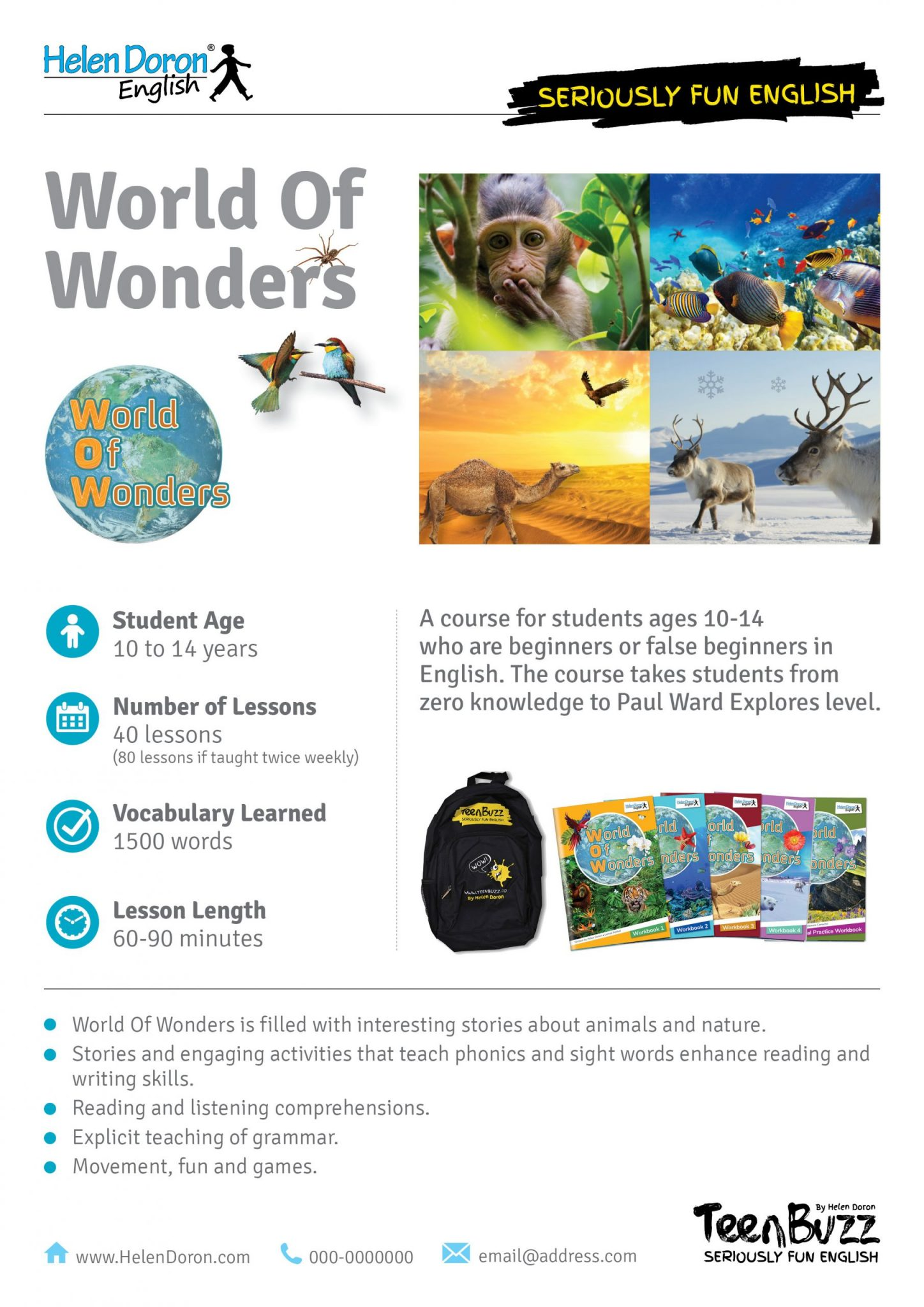 İndirin - World Of Wonders (WOW)